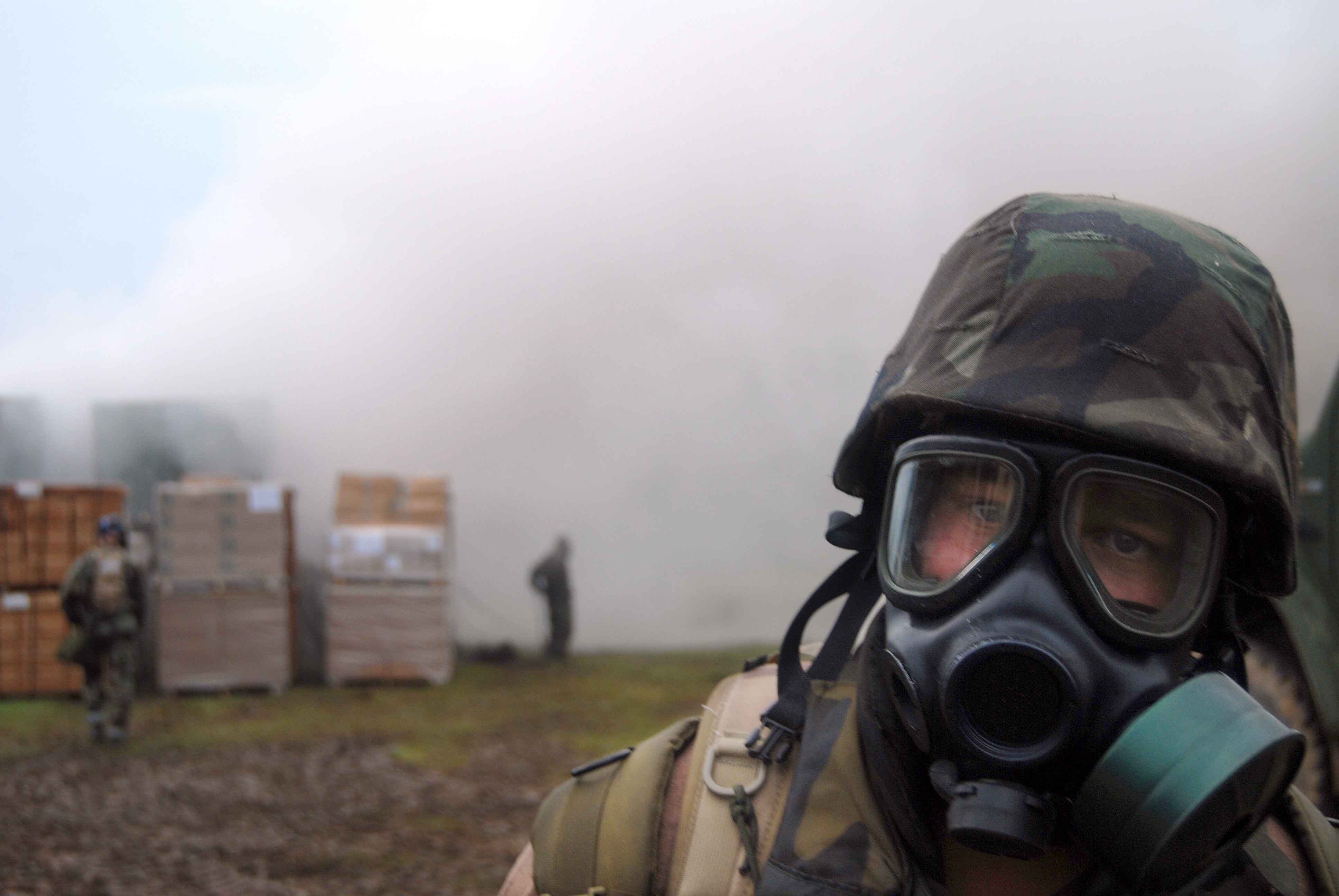 Us Army Mopp Suit